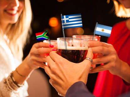 international booze
