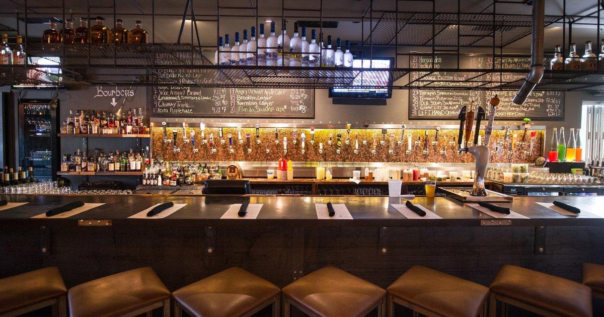 Tap 42 Bar Amp Kitchen A Fort Lauderdale Miami Bar