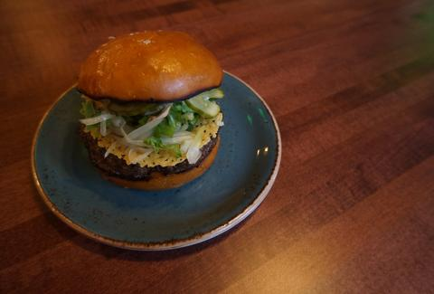 Alden & Harlow Under the radar burgers BOS