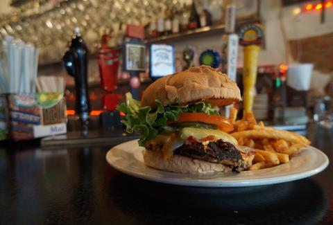 Bukowski Tavern Under the radar burgers BOS