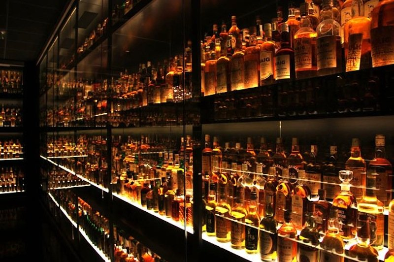 Drinking Bar Bottles