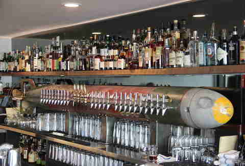 Torpedo Taps at Barrel Head Brewhouse