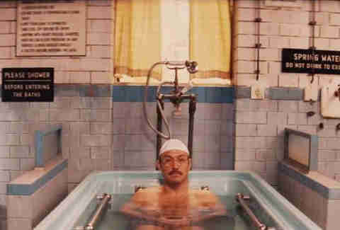 Jude Law in The Grand Budapest Hotel