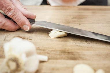 garlic smash