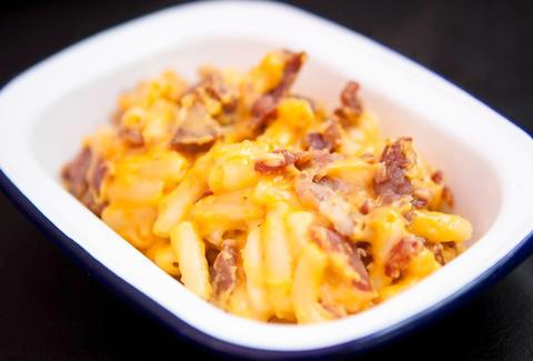 When Mac Met Cheese London