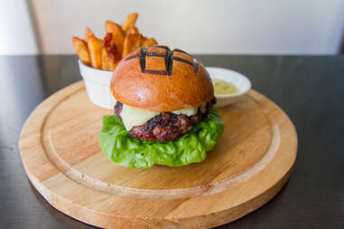 Beech Tree burger