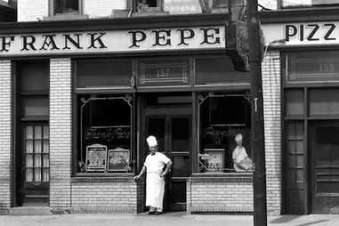The Original Frank Pepe Pizzeria Napoletana