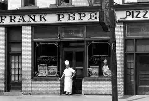 Frank S Pizzeria Restaurant Chicago Il