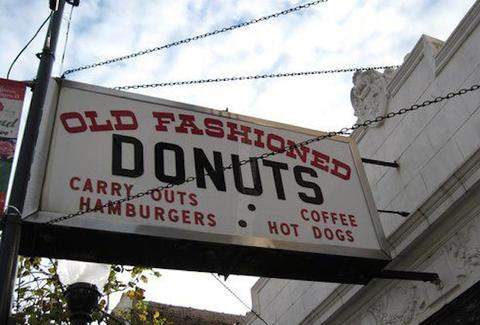 Old Fashioned Donuts CHI