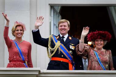 Dutch royalty