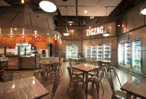 ZIGZAG Pizza Winter Restaurant Roundup SD