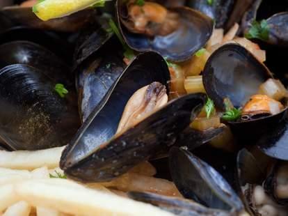 Mussel Men London