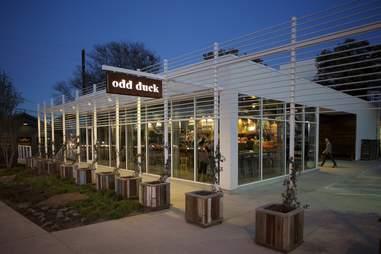 Odd Duck Winter Restaurant Roundup ATX
