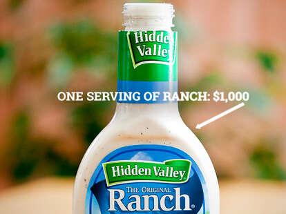 $1,000 Hidden Valley ranch