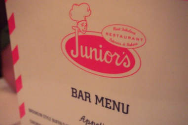 Things You Didn't Know About Junior's NYC