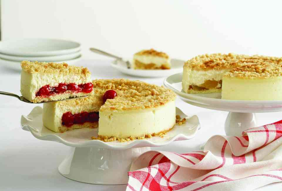 15 things you didn't know about Junior's Cheesecake