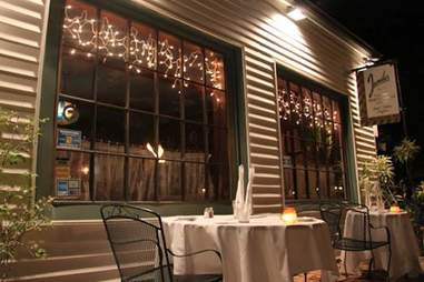 Jamila's Cafe exterior