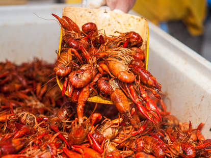 crawfish boil seafood spicy louisiana