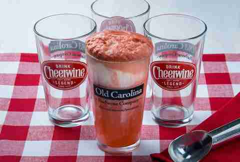 old carolina barbecue company cheerwine