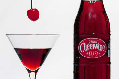 cheerwine alcohol