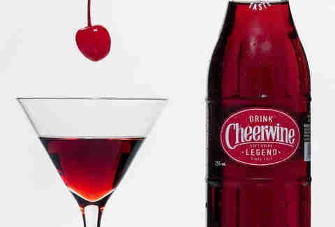 cheerwine alcohol
