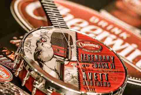 avett brothers cheerwine
