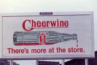 cheerwine billboard