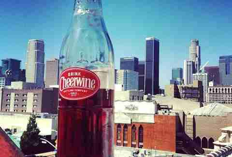 los angeles cheerwine