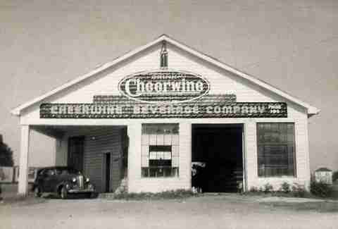cheerwine beverage company