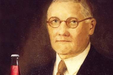 L.D. PEELER CHEERWINE