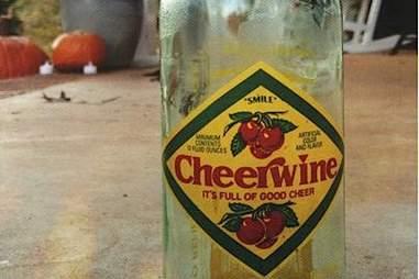 original cheerwine vintage