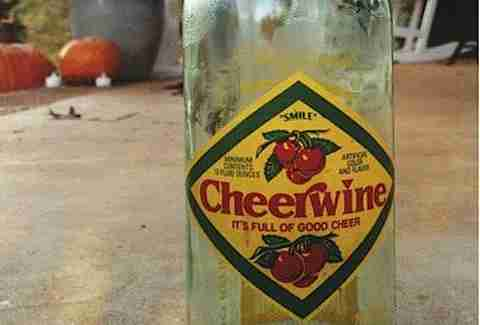 original cheerwine vintage