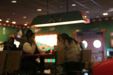 Lovelies at Moe's Tavern at Universal Studios Orlando