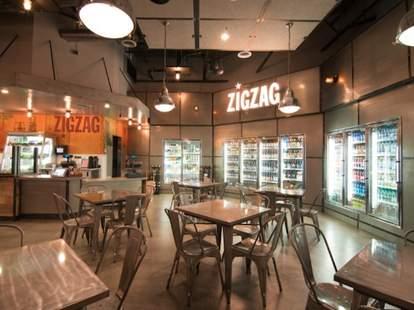 ZIGZAG Pizza SD