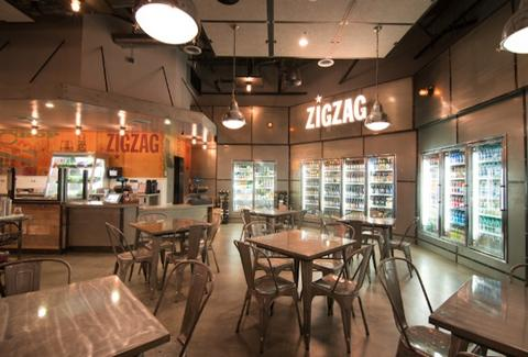 ZIGZAG Pizza SD