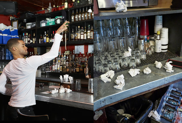 31 apologies you should make to your bartender
