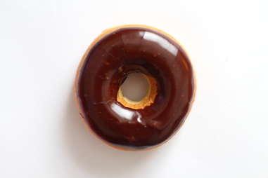 Chocolate Dip donut