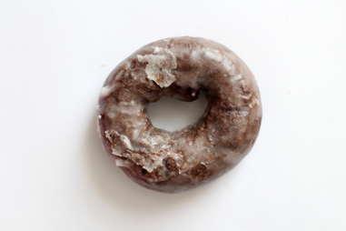 Glazed Chocolate donut