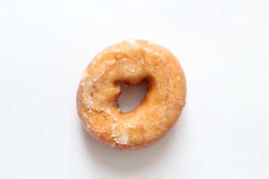 Old Fashioned Glazed donut