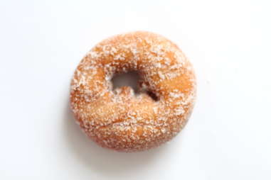 Old Fashioned Sugared donut