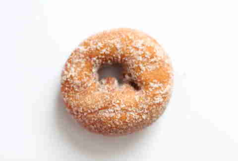 Old Fashioned Sugared donut