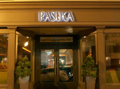 Rasika Penn Quarter DC