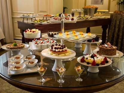 The Lafayette buffet