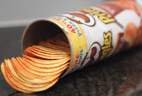 Pizza-Flavored Snacks ...