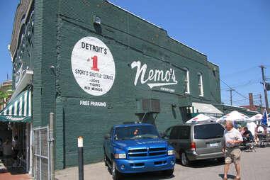 Nemo's Best Tigers Bars DET