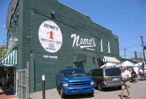Nemo's Best Tigers Bars DET