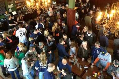 Bookies Bar & Grille Best Tigers Bars DET