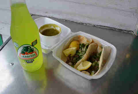 Taqueria El Si Hay Neighborhood Guide Oak Cliff Bishop Arts