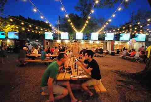 Chicken Scratch & Foundry Bar Neighborhood Guide Oak Cliff Bishop Arts