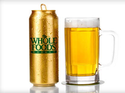 Whole Foods beer